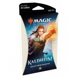 Kaldheim Theme Booster Blanco