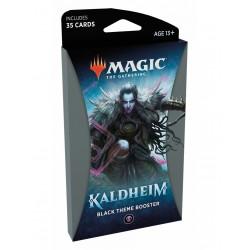 Kaldheim Theme Booster Negro