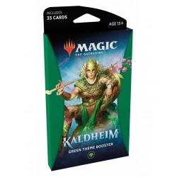Kaldheim Theme Booster Verde
