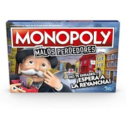 Monopoly - Malos Perdedores