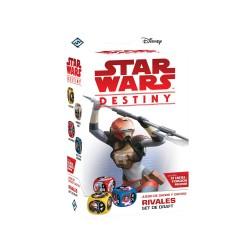 Star Wars Destiny - Rivales...