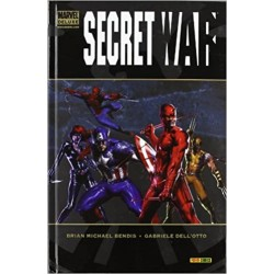 SECRET WAR MARVEL DELUXE
