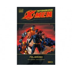 ASTONISHING X-MEN N.2...