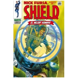 NICK FURIA 1. AGENTE DE SHIELD