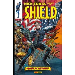 NICK FURIA 2. AGENTE DE SHIELD
