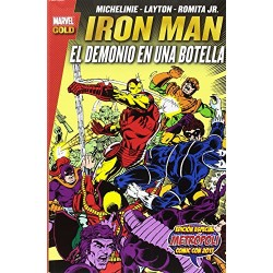Iron Man - Demonio botella