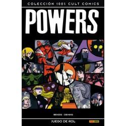 POWERS JUEGOS DE ROL