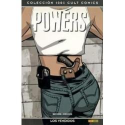 POWERS LOS VENDIDOS