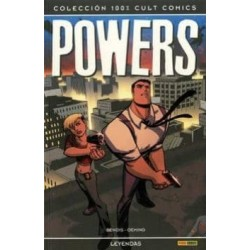 POWERS LEYENDAS