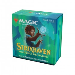 Strixhaven Academia de...