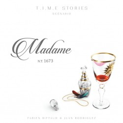 TIME Stories - Exp 9: Madame