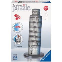 Puzzle 3D Leaning Tower of...