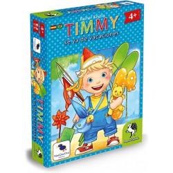 Timmy se va de vacaciones