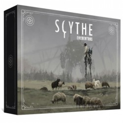 Scythe Encuentros Expansión
