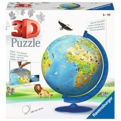 Puzzle 3D Globo Terraqueo...