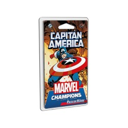 Marvel Champions: Capitán...
