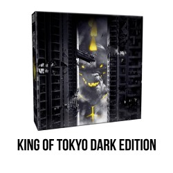 King Of Tokyo Black Edition